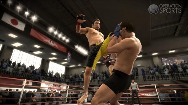 EA Sports MMA Screenshot #98 for Xbox 360