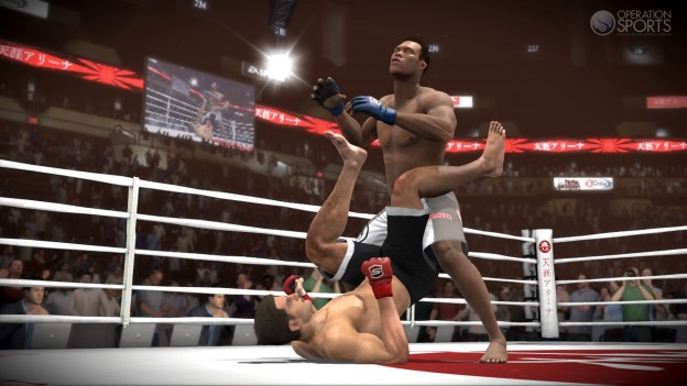 EA Sports MMA Screenshot #99 for Xbox 360