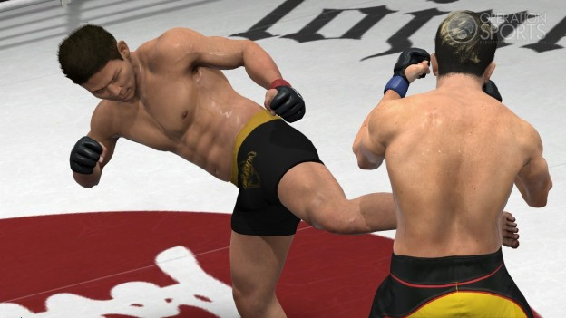 EA Sports MMA Screenshot #100 for Xbox 360