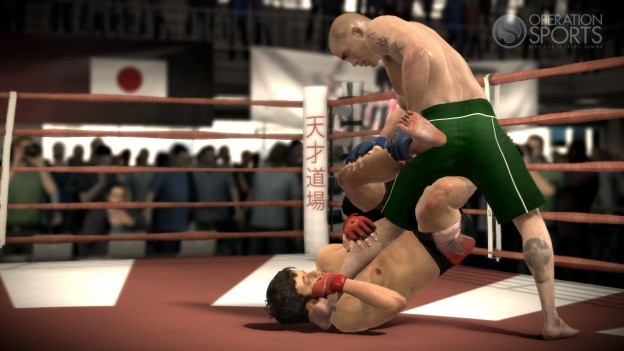 EA Sports MMA Screenshot #101 for Xbox 360