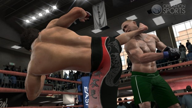 EA Sports MMA Screenshot #103 for Xbox 360