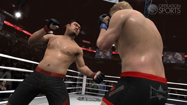 EA Sports MMA Screenshot #105 for Xbox 360