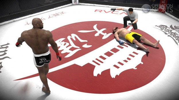 EA Sports MMA Screenshot #35 for PS3