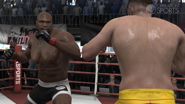 EA Sports MMA Screenshot #36 for PS3