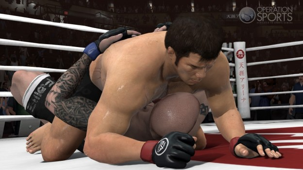 EA Sports MMA Screenshot #37 for PS3