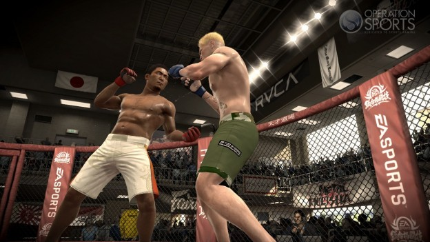 EA Sports MMA Screenshot #40 for PS3
