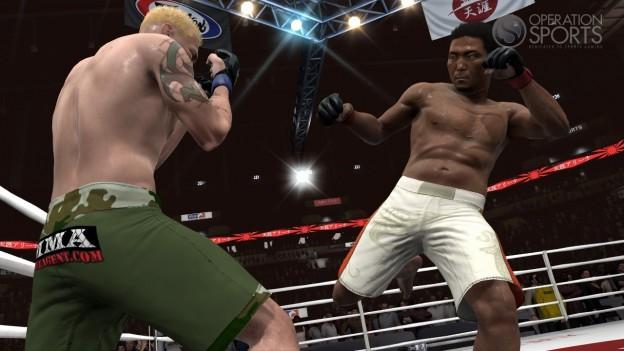 EA Sports MMA Screenshot #43 for PS3