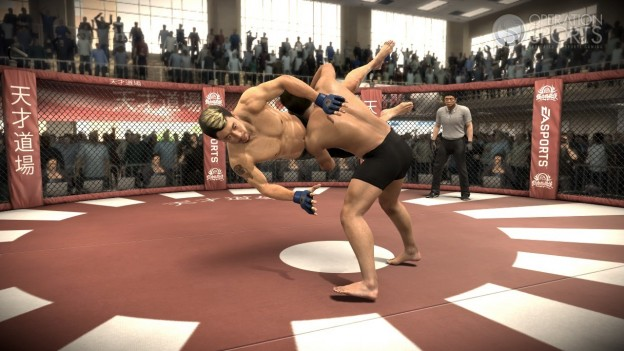 EA Sports MMA Screenshot #50 for PS3
