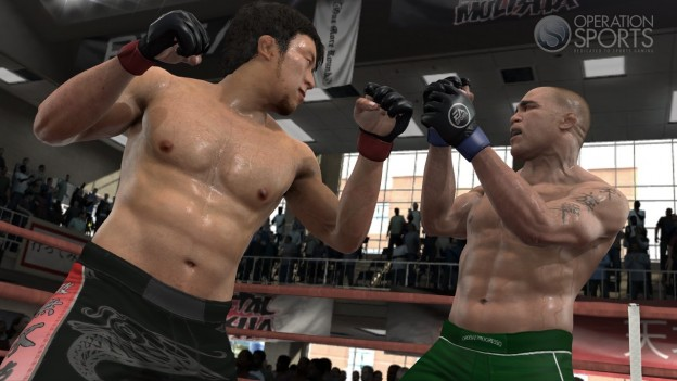 EA Sports MMA Screenshot #54 for PS3
