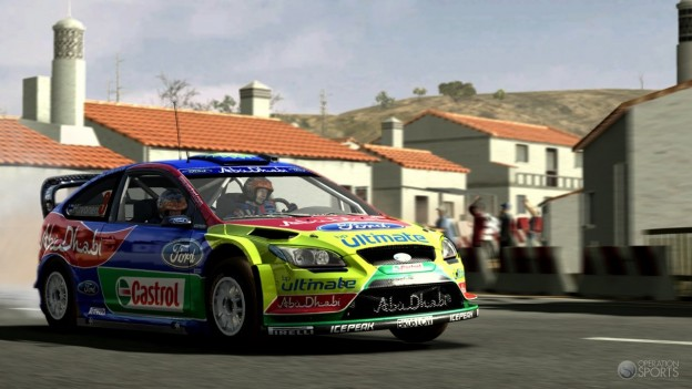 World Rally Championship 2010 Screenshot #2 for Xbox 360