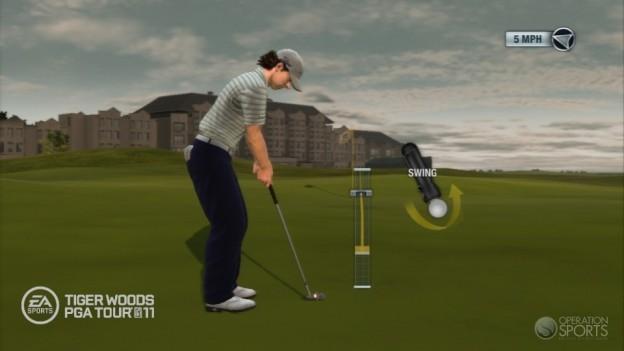 Tiger Woods PGA TOUR 11 Screenshot #1 for PS3