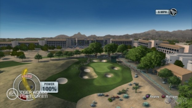 Tiger Woods PGA TOUR 11 Screenshot #2 for PS3
