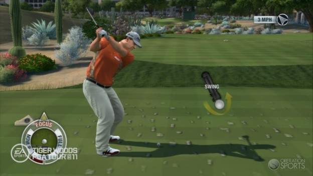 Tiger Woods PGA TOUR 11 Screenshot #3 for PS3