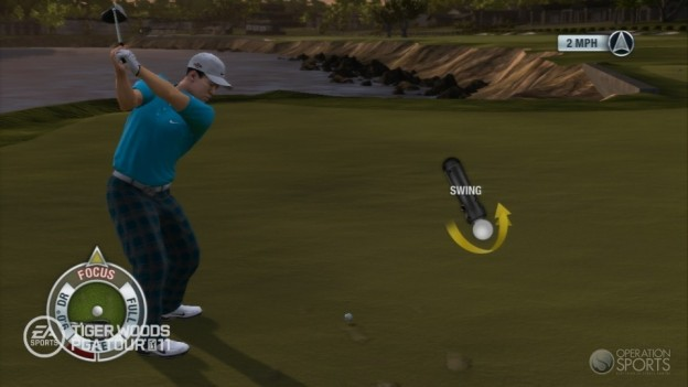 Tiger Woods PGA TOUR 11 Screenshot #5 for PS3