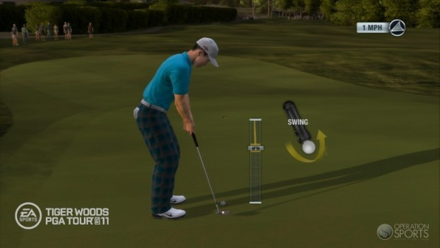 Tiger Woods PGA TOUR 11 Screenshot #7 for PS3