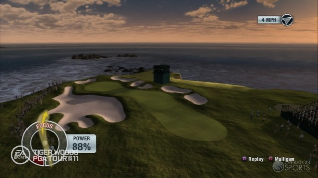 Tiger Woods PGA TOUR 11 Screenshot #8 for PS3