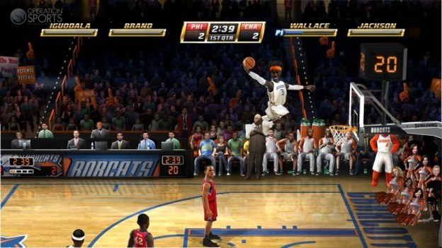 EA Sports NBA JAM Screenshot #3 for Xbox 360