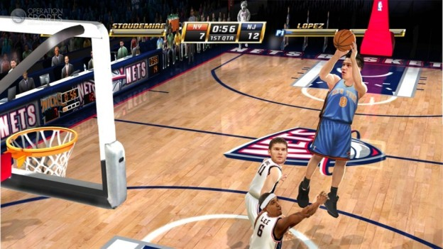 EA Sports NBA JAM Screenshot #4 for Xbox 360