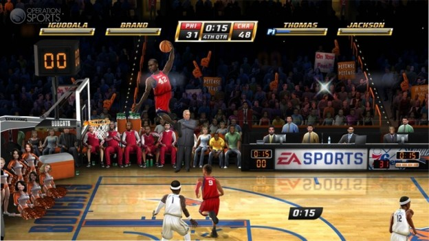 EA Sports NBA JAM Screenshot #5 for Xbox 360