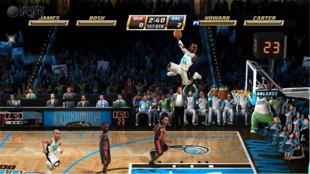 EA Sports NBA JAM Screenshot #6 for Xbox 360