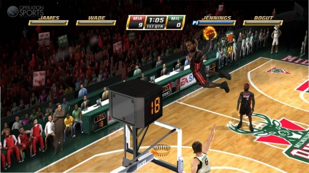 EA Sports NBA JAM Screenshot #7 for Xbox 360