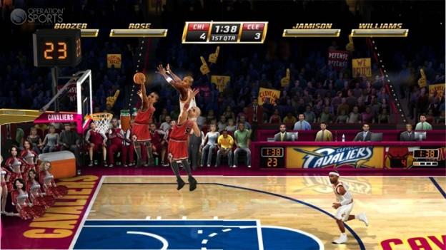 EA Sports NBA JAM Screenshot #8 for Xbox 360
