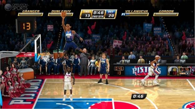 EA Sports NBA JAM Screenshot #9 for Xbox 360