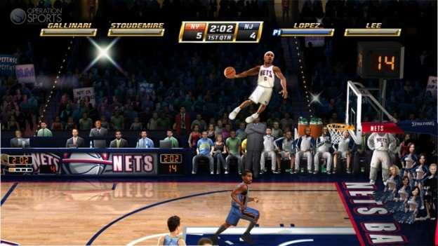 EA Sports NBA JAM Screenshot #10 for Xbox 360