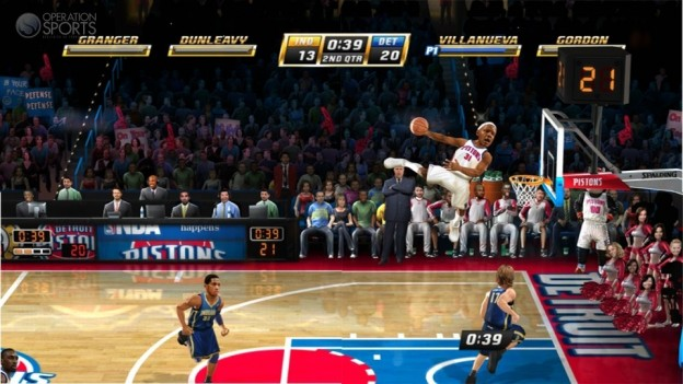 EA Sports NBA JAM Screenshot #11 for Xbox 360