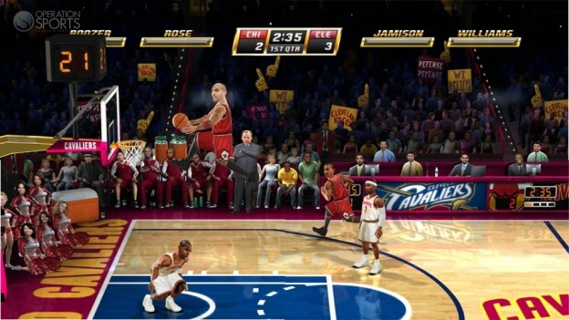 EA Sports NBA JAM Screenshot #12 for Xbox 360