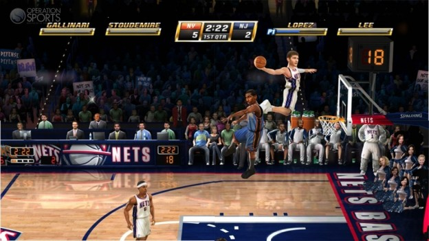 EA Sports NBA JAM Screenshot #13 for Xbox 360