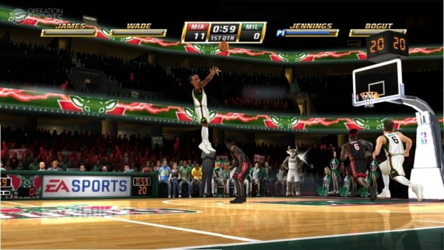 EA Sports NBA JAM Screenshot #14 for Xbox 360