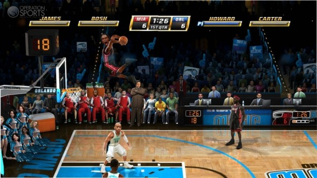 EA Sports NBA JAM Screenshot #15 for Xbox 360