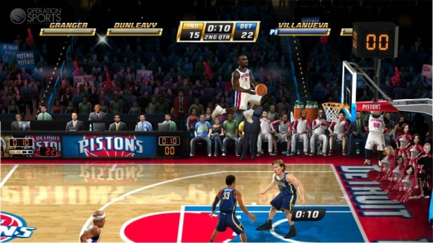 EA Sports NBA JAM Screenshot #16 for Xbox 360