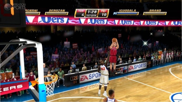EA Sports NBA JAM Screenshot #17 for Xbox 360