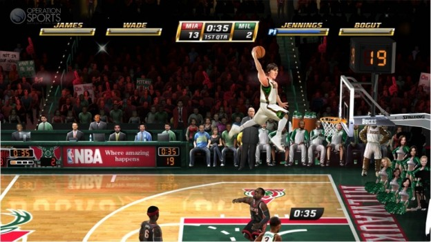 EA Sports NBA JAM Screenshot #18 for Xbox 360