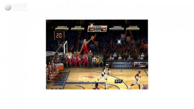 EA Sports NBA JAM Screenshot #19 for Xbox 360