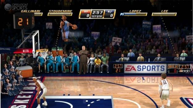 EA Sports NBA JAM Screenshot #20 for Xbox 360