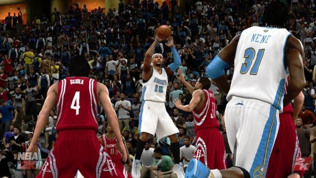 NBA 2K11 Screenshot #100 for Xbox 360