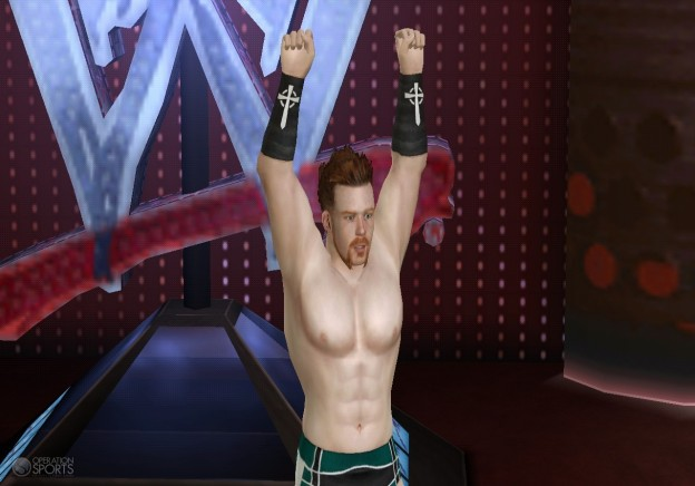 WWE Smackdown vs. Raw 2011 Screenshot #1 for Wii