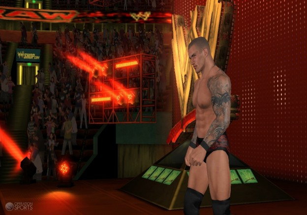 WWE Smackdown vs. Raw 2011 Screenshot #2 for Wii