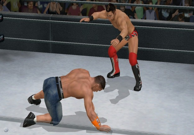 WWE Smackdown vs. Raw 2011 Screenshot #4 for Wii