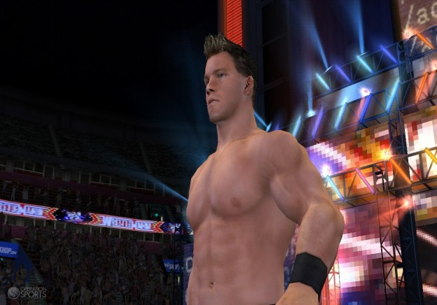 WWE Smackdown vs. Raw 2011 Screenshot #5 for Wii