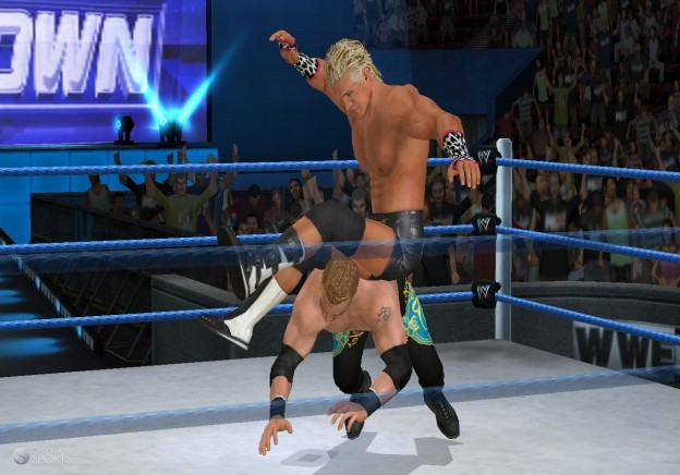 WWE Smackdown vs. Raw 2011 Screenshot #6 for Wii