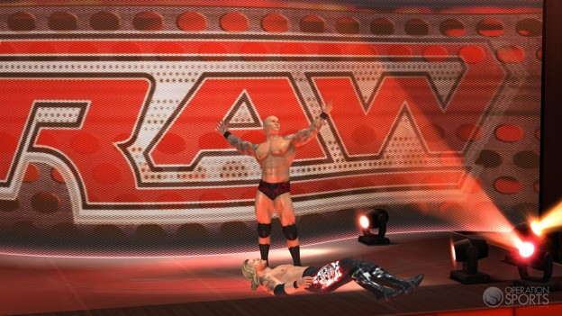 WWE Smackdown vs. Raw 2011 Screenshot #7 for Xbox 360