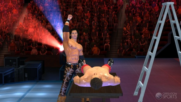 WWE Smackdown vs. Raw 2011 Screenshot #8 for Xbox 360