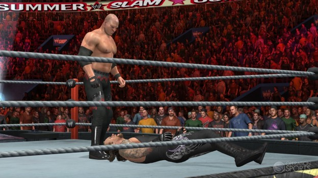 WWE Smackdown vs. Raw 2011 Screenshot #9 for Xbox 360