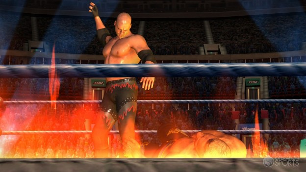 WWE Smackdown vs. Raw 2011 Screenshot #10 for Xbox 360