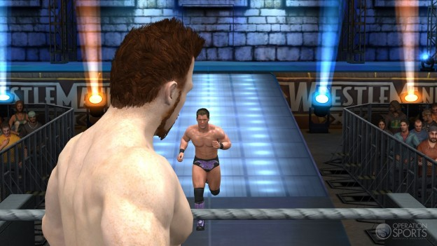 WWE Smackdown vs. Raw 2011 Screenshot #11 for Xbox 360