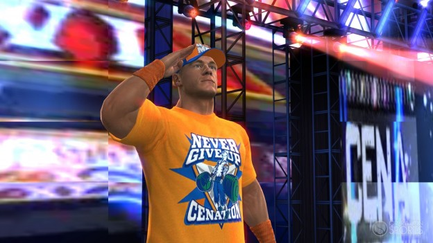 WWE Smackdown vs. Raw 2011 Screenshot #12 for Xbox 360